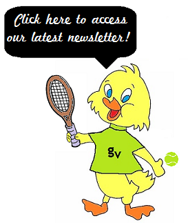 GV Tennis Academy Latest Newsletter